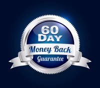 Stay Dry at Night offers 60 day money back guarantee